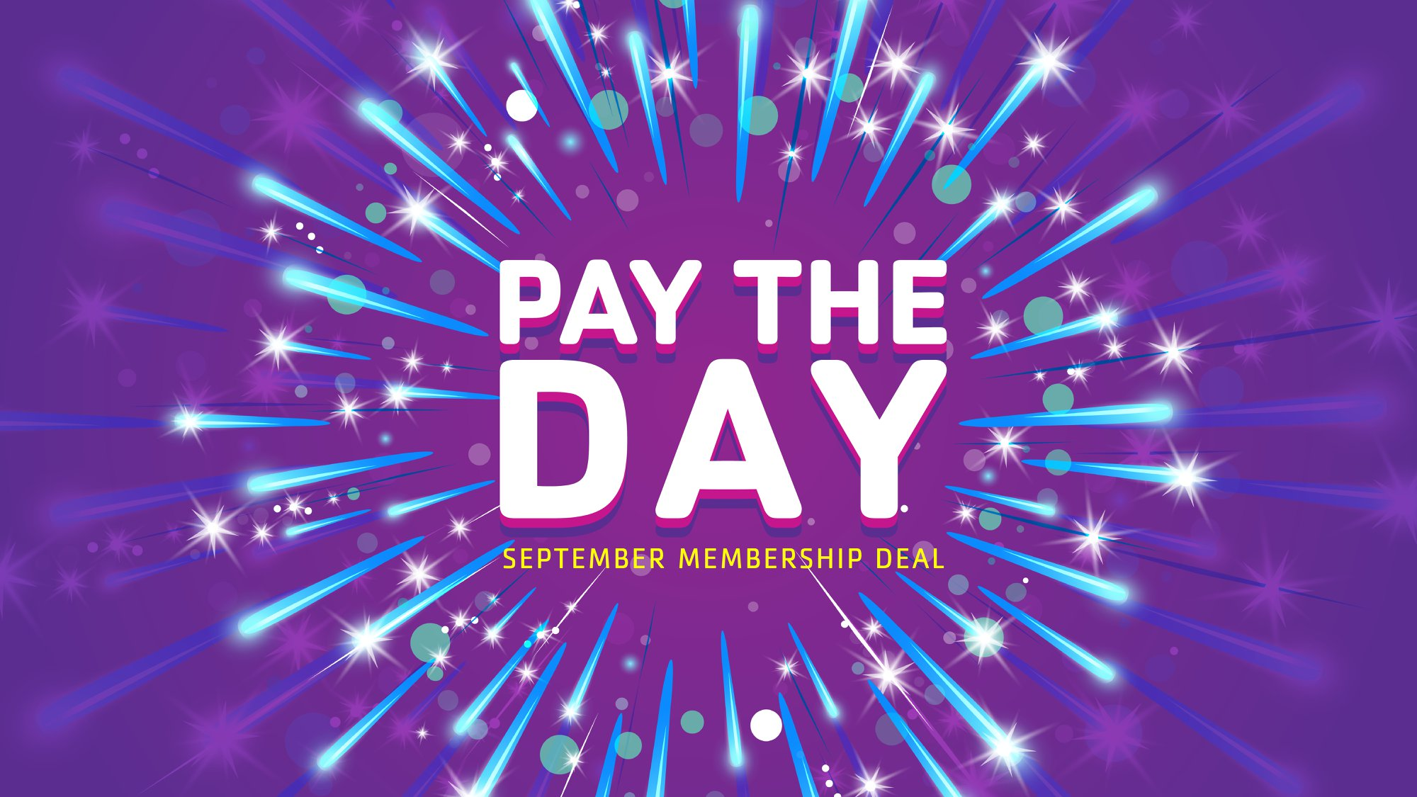Pay the Day in September